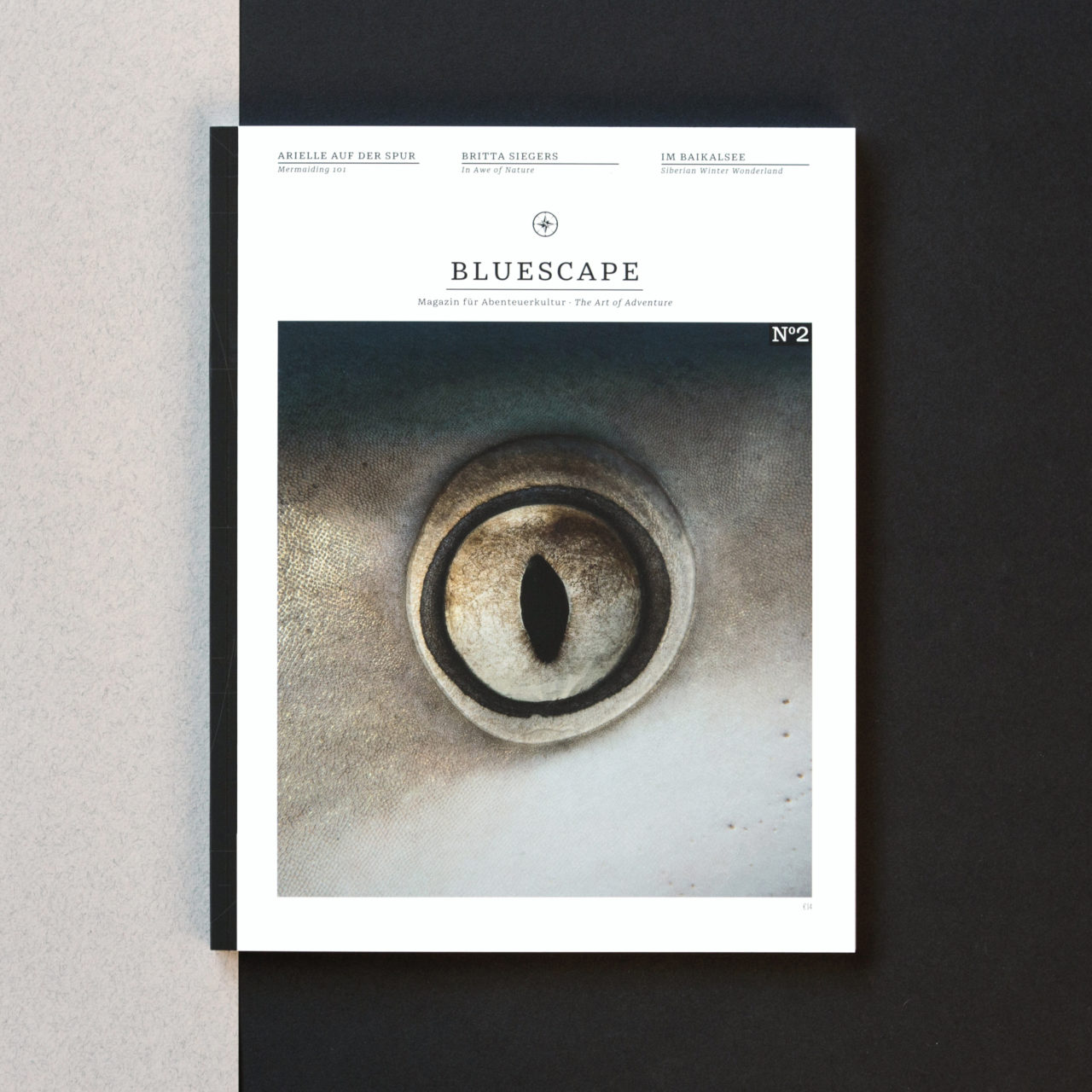 Bluescape Ausgabe 2 Cover