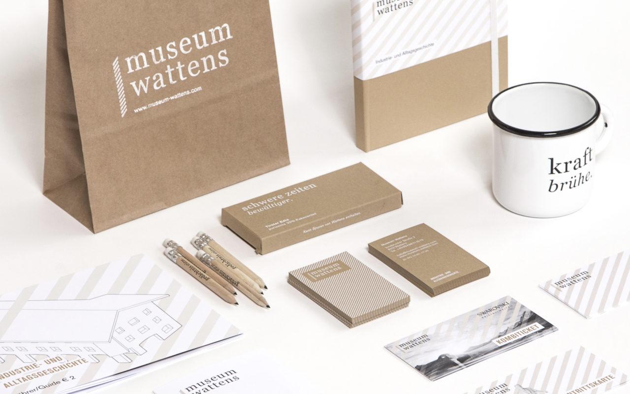 Museum Wattens Gesamtansicht