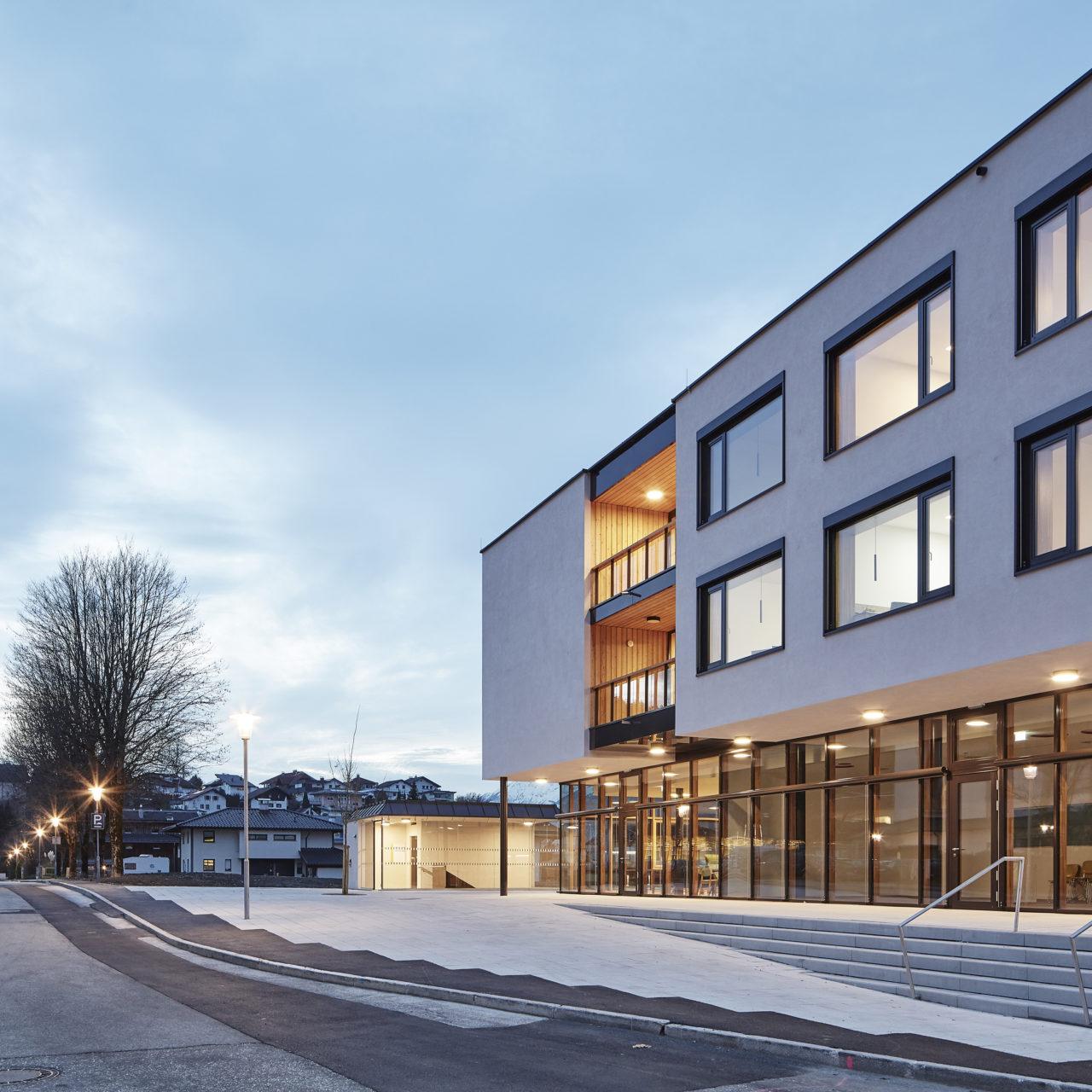 Haus am Kirchfeld Abends Foto David Schreyer
