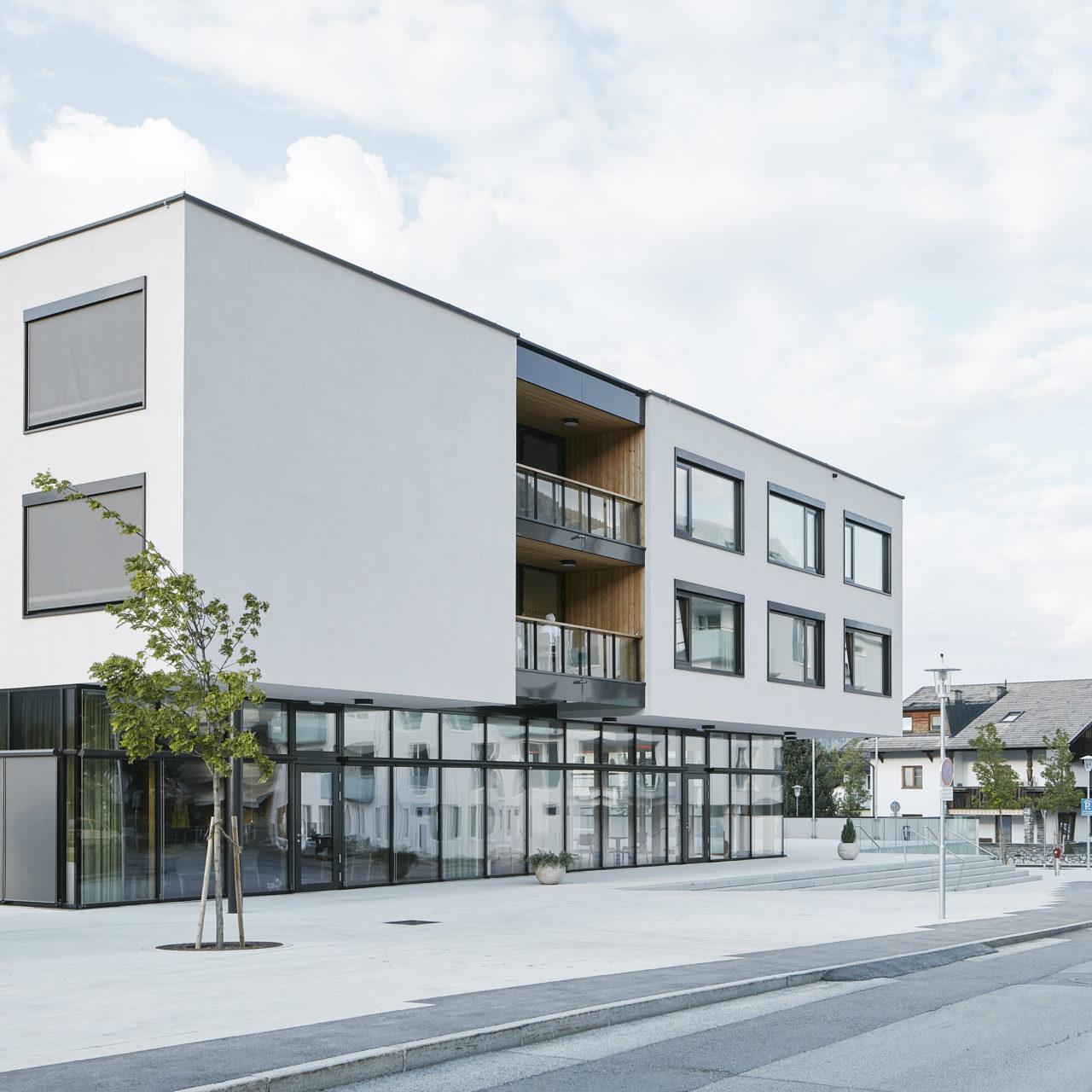 Haus am Kirchfeld Südseite Foto David Schreyer