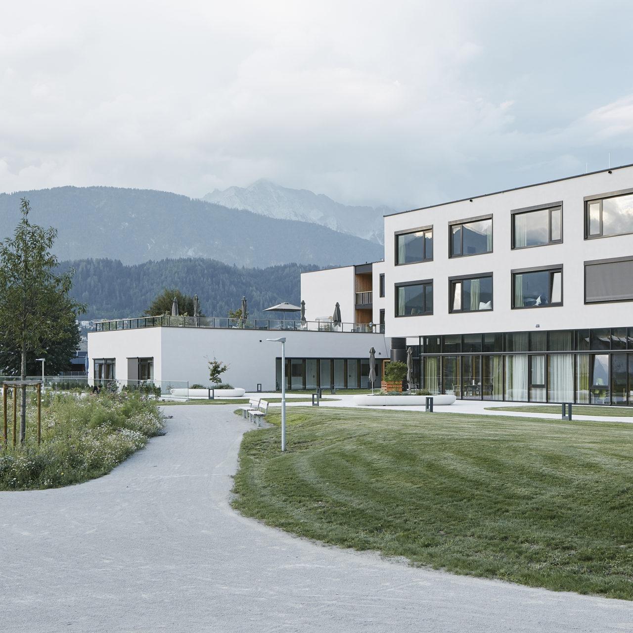 Haus am Kirchfeld Park Foto David Schreyer