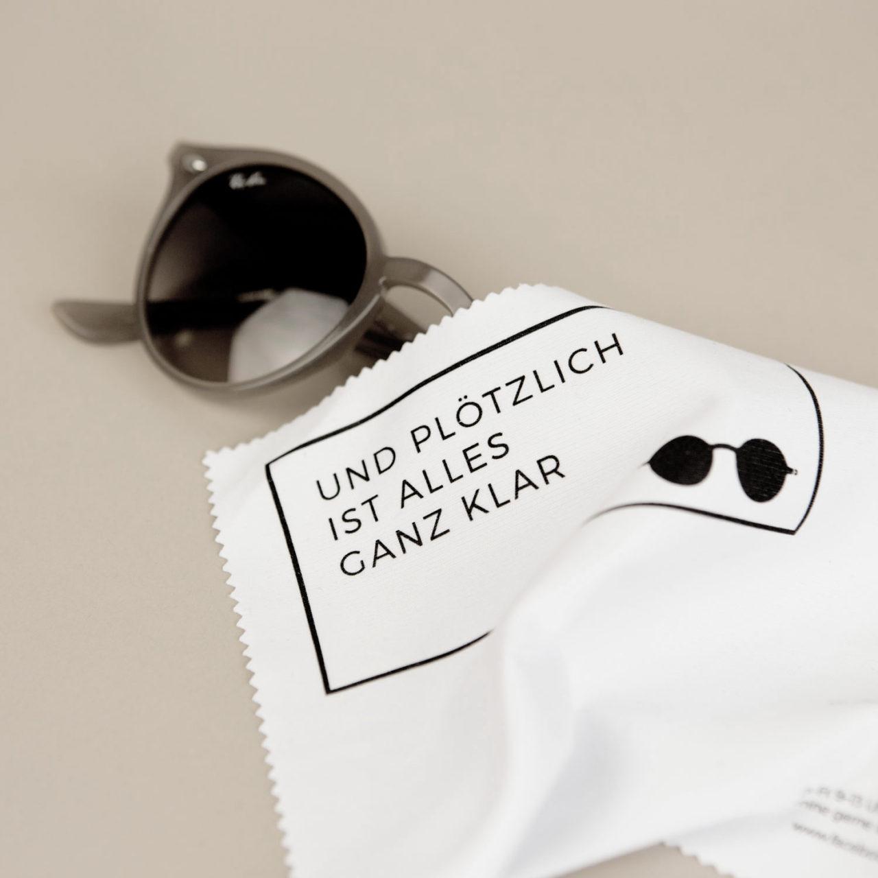 Sehenswert Brillenputztuch