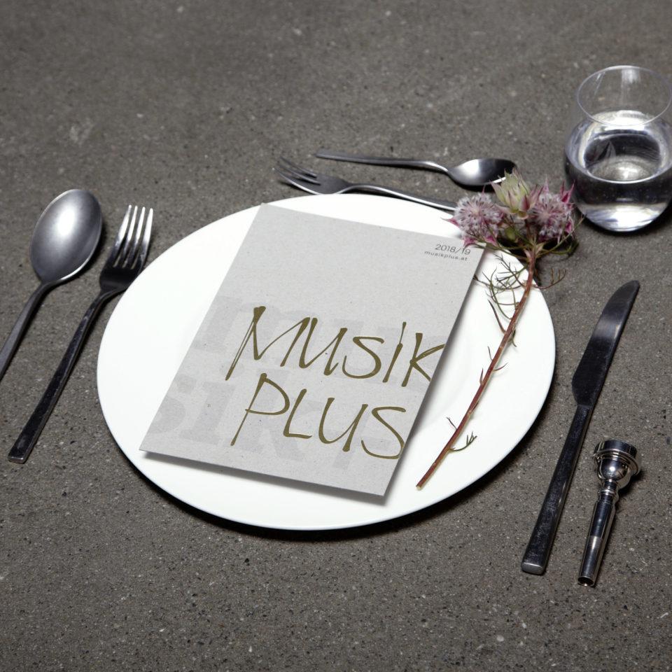 musik+ Flyer