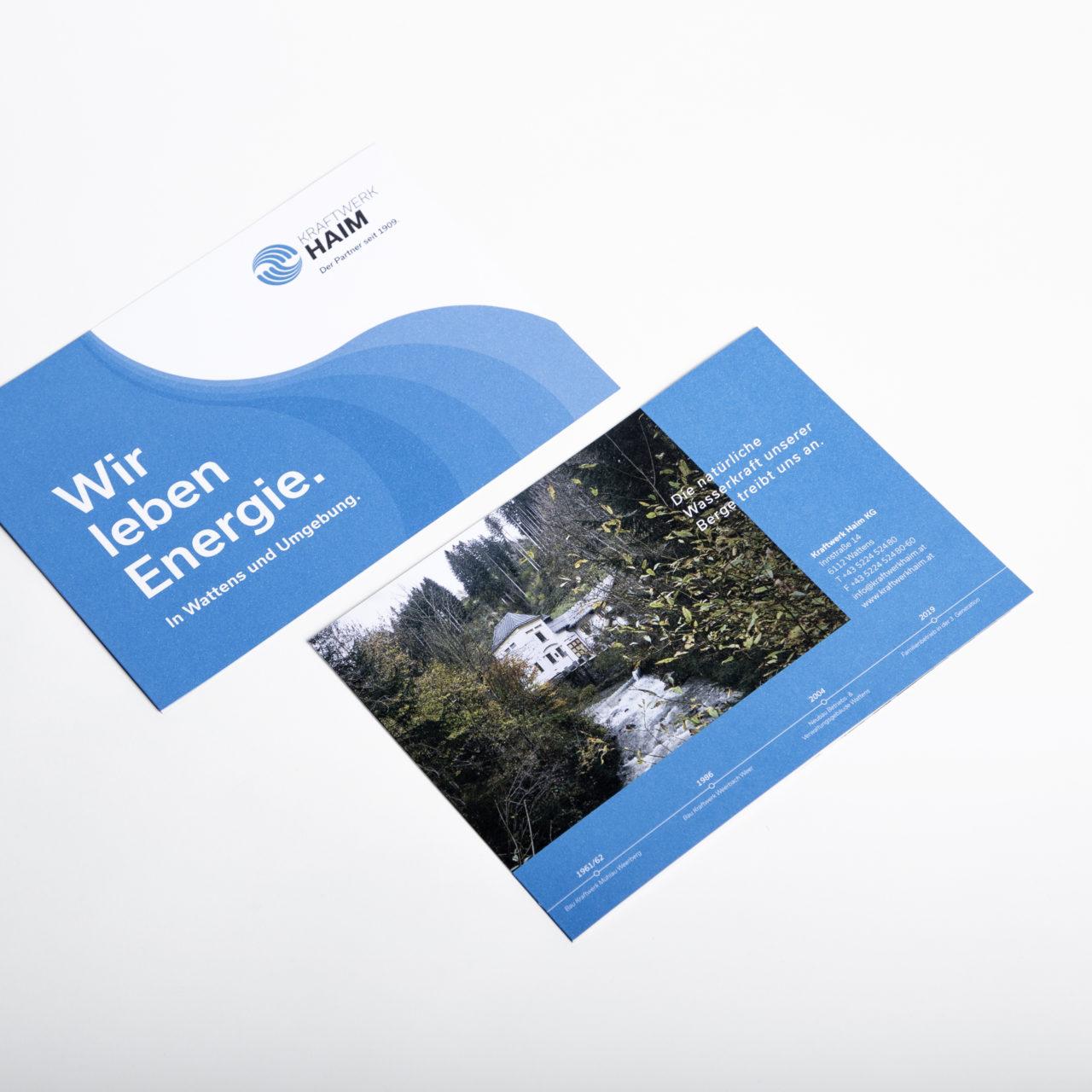 KW Haim Infofolder Cover