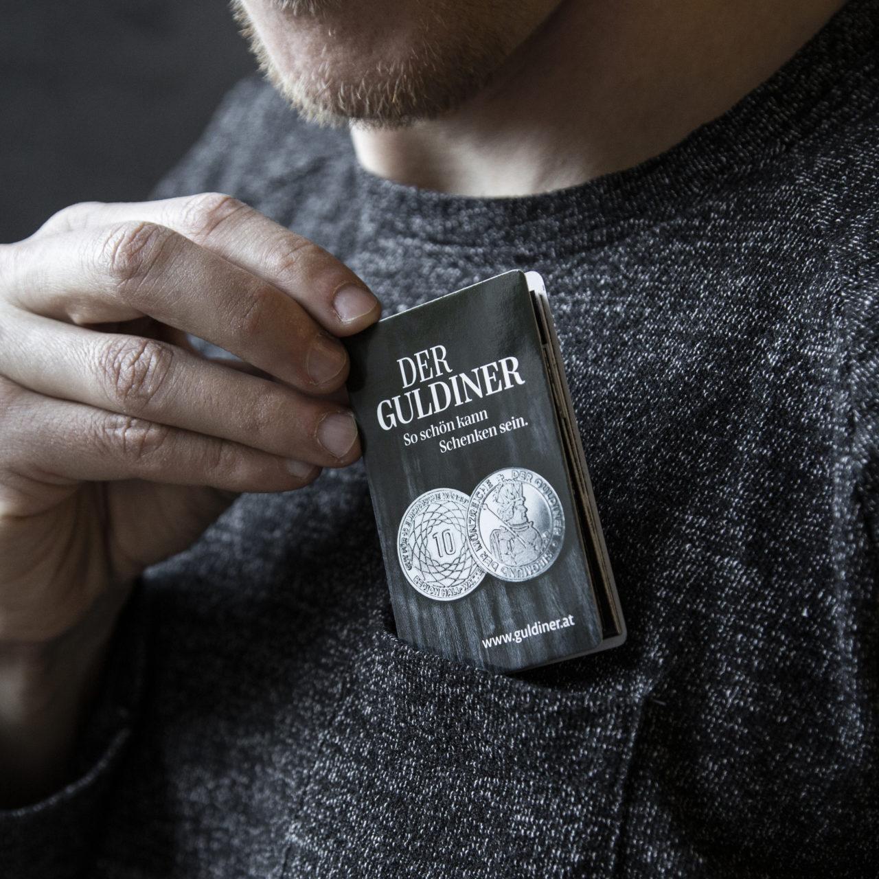 Der Guldiner Z-Card Falter